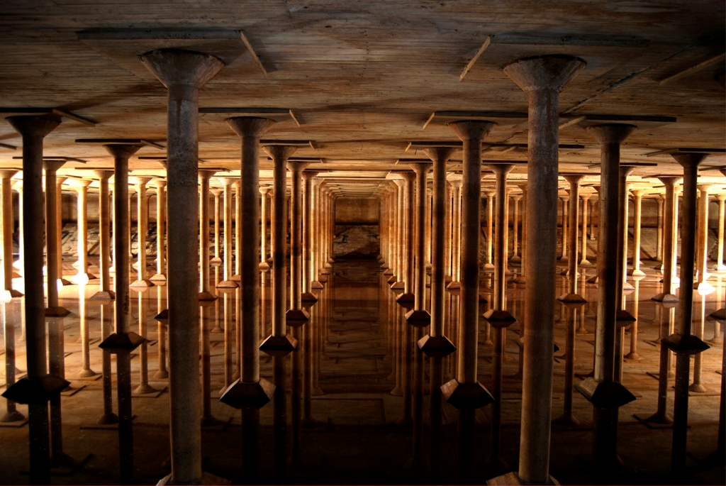 An Update On The Cistern Aia Houston