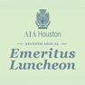 Emeritus Luncheon 2018