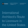 International Architect's Route to Licensure in the United States