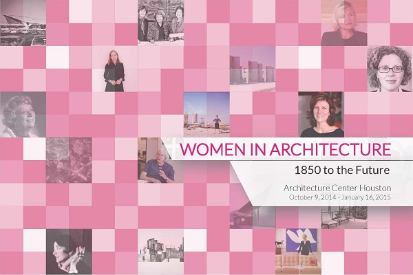 Women in Architecture, AIA Houston