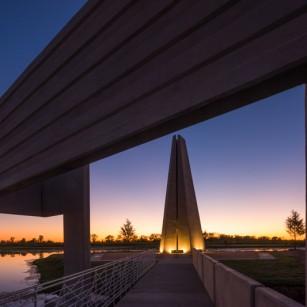 Ft. Bend Veterans Memorial / Powers Brown Architecture