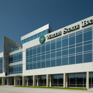 Wallas State Bank, Houston / Powers Brown Architecture