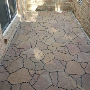 Permeable Pavers- Memorial