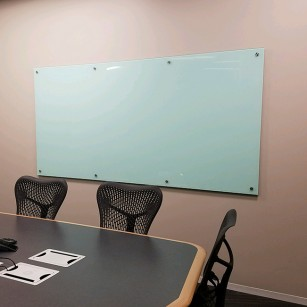 Back-Painted Glass Marker Boards, BP