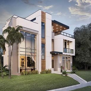 White Oak; US Urban Homes, builder