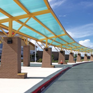Stephen F Austin Middle School - Canopy