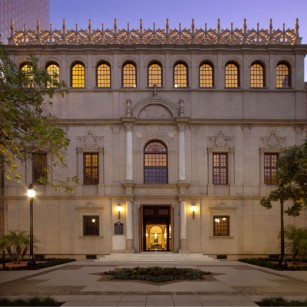 Julia Ideson Building, Houston