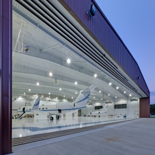 Aircraft Hangar & Aviation Expansion