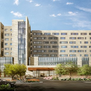 Banner University Medical Center,  New Patient Tower and Renovations