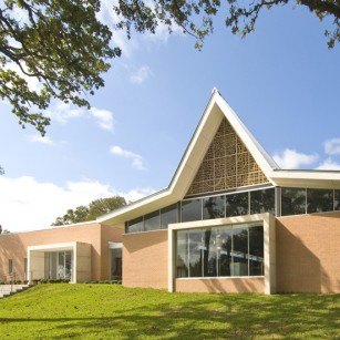 Saints Peter and Paul Church Renovation and Additions - Bellville, Texas / Hester + Hardaway Photography
