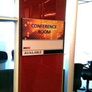 Corporate image signage & wayfinding