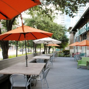 Whole Foods Outdoor Deck Specialty - Exterior Renovation