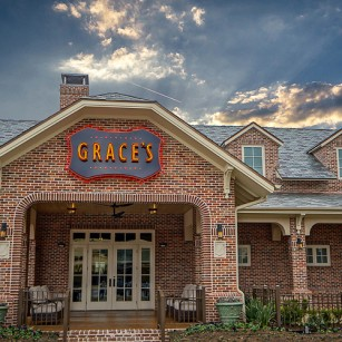 Grace's Restaurant off Kirby Drive