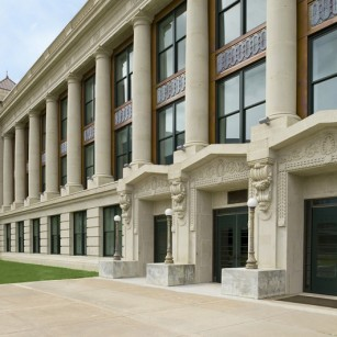Houston Community College San Jacinto Memorial Building, Complete Renovation