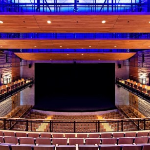 University of Texas Bass Hall