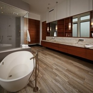 master bath contemporary