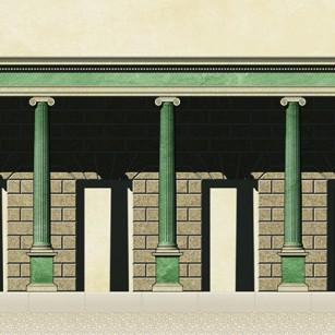 Roman Ionic Order
