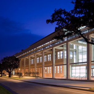 Texas A&M University - Interdisciplinary Life Sciences Building