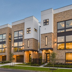 Linear at Vermont;  Enterra Homes, Developer