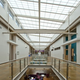 Austin Community College - Highland Mall - Skylight