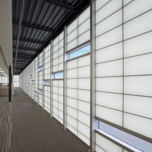 Neurosurgery and Spine Consultants - Translucent Wall Panel
