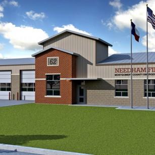 Needham Fire Station 62