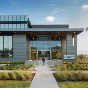 Optimized Process Designs - New Corporate Office Facility, D.E. Harvey Builders, General Contractor, Gerald Balaka, Photographer