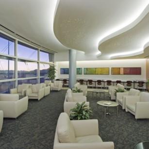 President's Club, McCarran International Airport, Las Vegas, NM