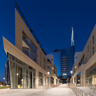 Mixed-Use Residential - Retail