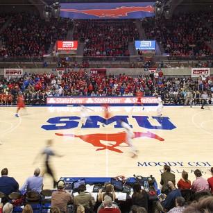 SMU Moody Coliseum, University Park, Texas