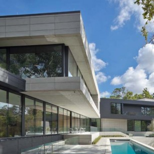 Bleyzer Residence - Houston, Texas / Benjamin Hill Photography