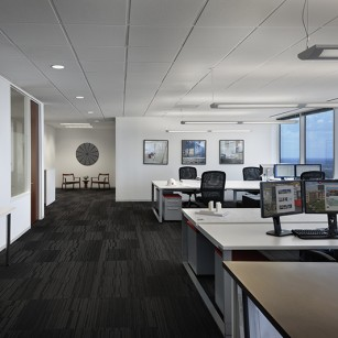 STG Design's Houston office