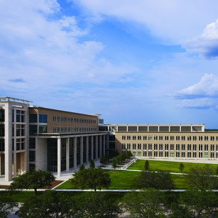 Texas A&M University - Emerging Technologies Building