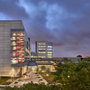 University of Houston, Health and Biomedical Sciences Buildings 1 & 2