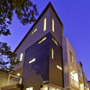 Upper West End Townhomes