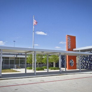 Houston ISD Whidby Elementary School Renovation