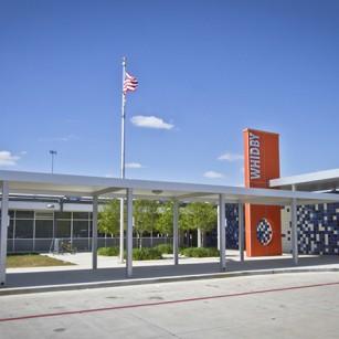Houston ISD Whidby Elementary School Renovation