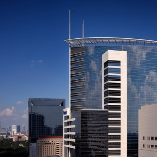 The Methodist Outpatient Center In The Texas Medical Center. Photo By Aker  Imaging, Houston