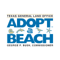 Texas Adopt a Beach logo