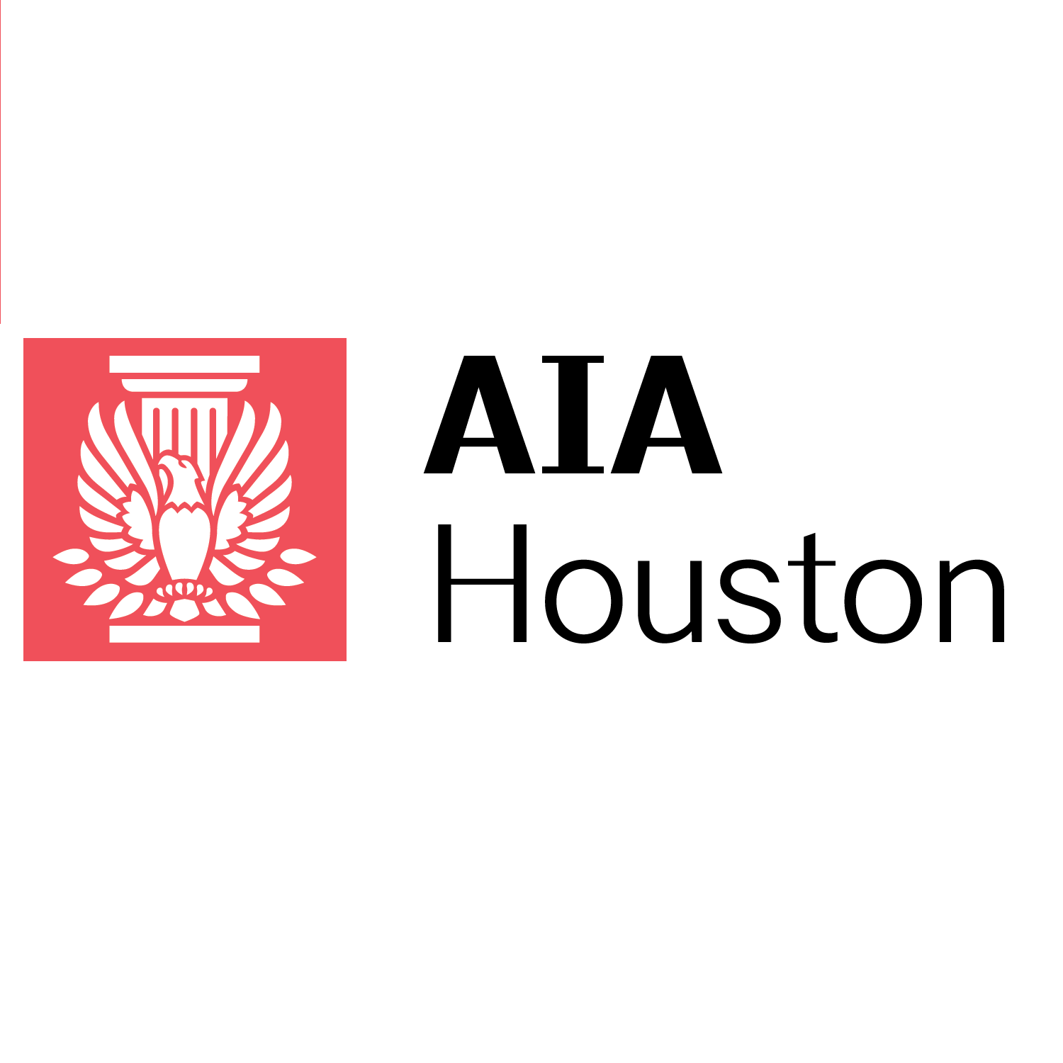 AIA Houston logo