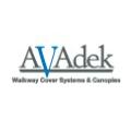 Avadek Walkway Covers and Canopies logo