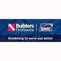 Builders First Source and BMC logo