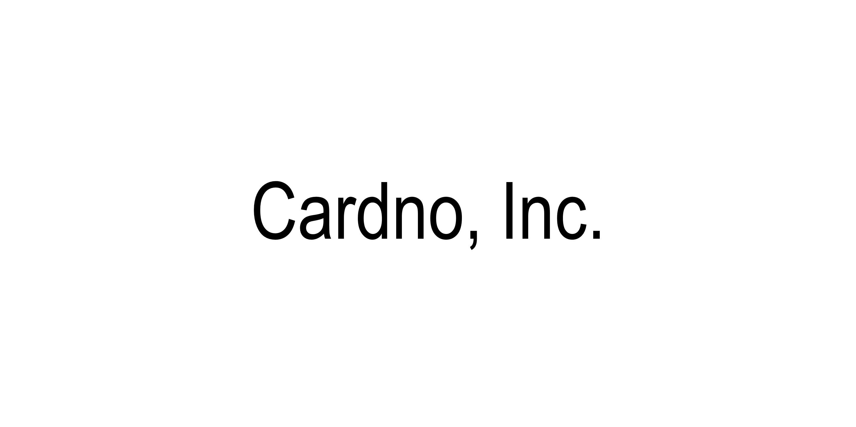 Cardno logo