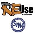 City of Houston reuse Warehouse logo