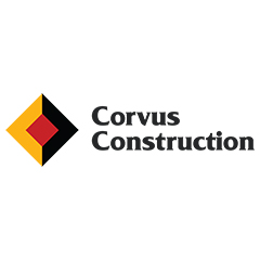 Corvus Construction logo