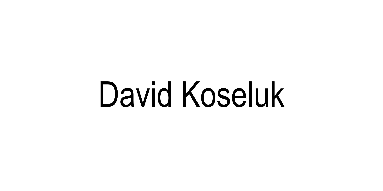 David Koseluk logo