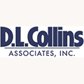 DL Collins logo