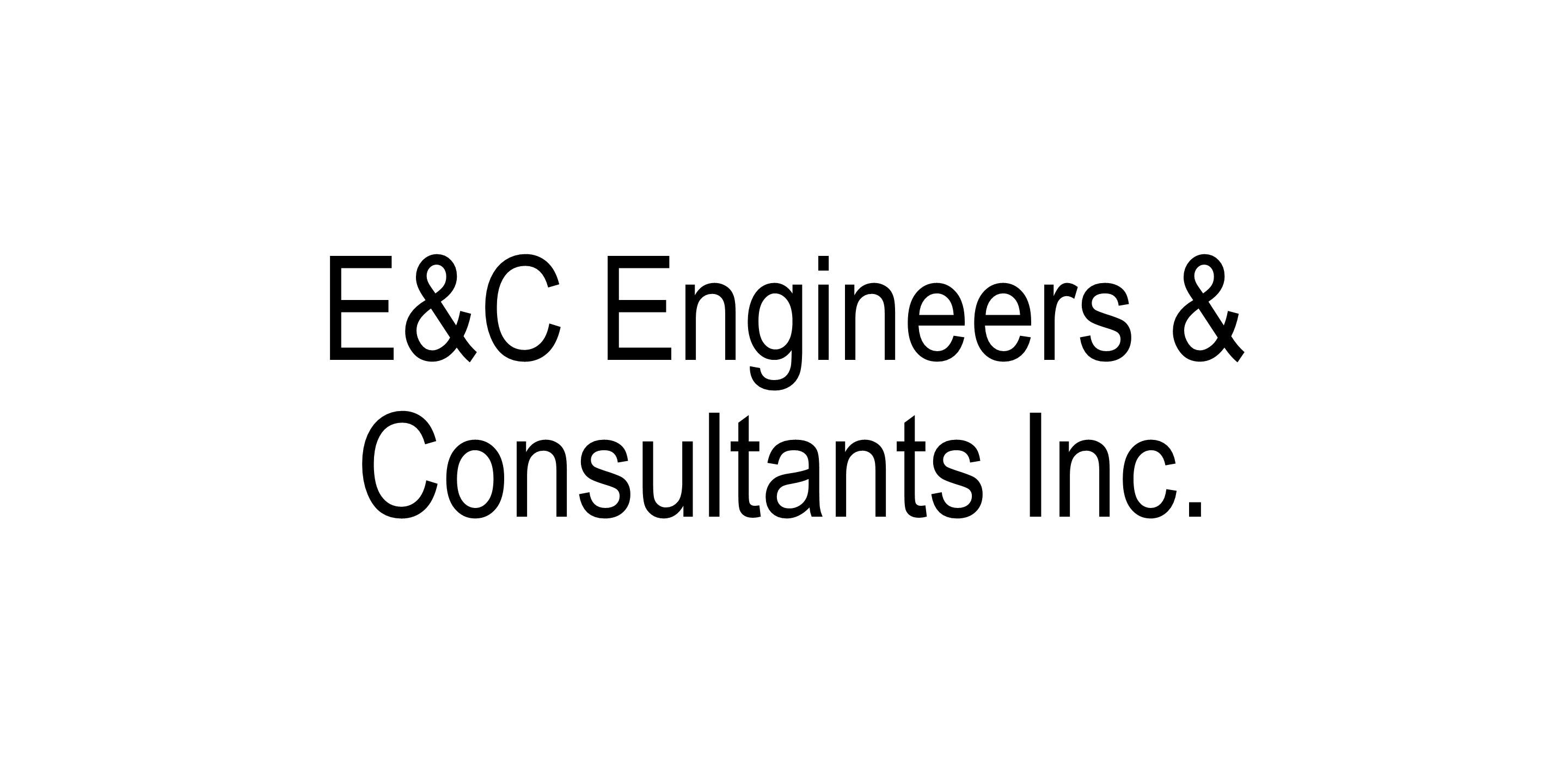 E&C Engineers and Consultants logo