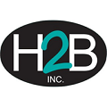 H2B Engineers logo