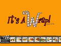 It's a Wrap! Food Truck logo